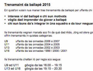 ballape2015